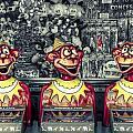 Monkey Business by Wayne Sherriff