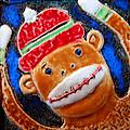 Monkey Sock Around by LeeAnn McLaneGoetz McLaneGoetzStudioLLCcom