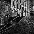 Montmartre After Dark by Wes and Dotty Weber