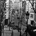 Monmatre Paris France by Rachel Burch