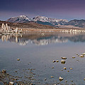 Mono Lake Panorama by Greg Nyquist