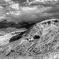 Monochrome Landscape Project 2 by Bob Christopher