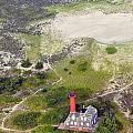 Monomoy Light At Monomoy Wildlife Refuge In Chatham On Cape Cod by Matt Suess