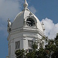 Monroeville Courthouse Clock by David Dittmann