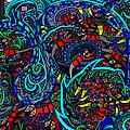 Monster Wave by Karen Elzinga