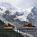 Mont Blanc by Joe Bonita