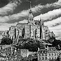 Mont St. Michel by Jim Chamberlain