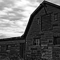Montana Barn by Joseph Noonan