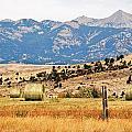 Montana Farm9404 by Michael Peychich