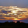 Montana Sunset by Susan Kinney