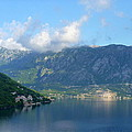 Montenegro's Bay Of Kotor by Carla Parris