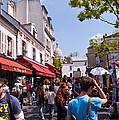 Montmartre Artist Colony by Jon Berghoff