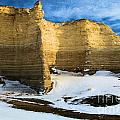 Monument Rocks Castle by Adam Jewell