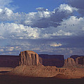 Monument Valley 3 by Mark Greenberg