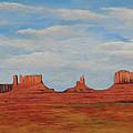 Monument Valley by Bill Brauker