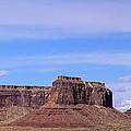 Monument Valley Mesa  by Viktor Savchenko