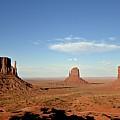 Monument Valley by Stefano Baldassini