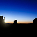 Monument Valley Sunrise by Jane Rix