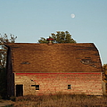 Moon Barn IIi by Bonfire Photography