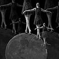 Moon Walking by Betsy Knapp