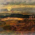 Moonlight Stroll by Kathy Jennings