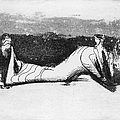 Moore: Reclining Figure by Granger
