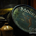 Moore's Tavern After Closing by Mary Machare