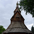 Moorhead Stave Church 7 by Cassie Marie Photography