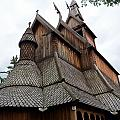 Moorhead Stave Church 8 by Cassie Marie Photography