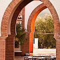 Moorish Arches by Tom Gowanlock