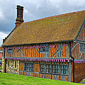 Moot Hall Aldeburgh by Chris Thaxter