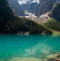 Moraine Lake by Lynn Koenig