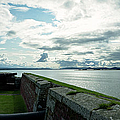 Moray Firth From Fort George by Jan W Faul
