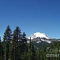 More Mt Rainier by Charles Robinson