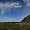 Morecambe Bay Cirrus by Andy  Mercer