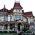 Morey Mansion by Dorothy Cunningham