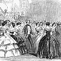 Mormon Ball, 1857 by Granger