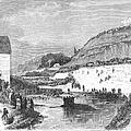 Mormon Baptismal, 1873 by Granger