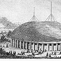 Mormon Tabernacle, 1870 by Granger