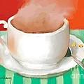 Morning Coffee by Dessie Durham