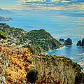Morning In Capri by Andre Salvador