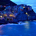 Morning In Manarola by Barbara Walsh
