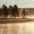 Morning Mists by Corinna Stoeffl, Stoeffl Photography