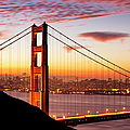 Morning Over San Francisco by Brian Jannsen