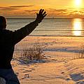 Morning Reverence by Bill Pevlor