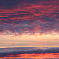 Morning Sky Portrait by Donna L Munro