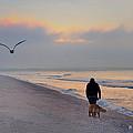 Morning Walk by Bill Cannon