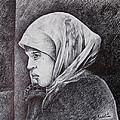 Morocan Girl by Fouad Laaniz