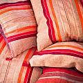 Moroccan Cushions by Tom Gowanlock