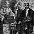Moroccan Jews, C1892 by Granger
